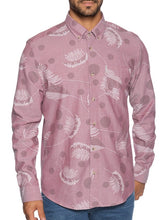 Load image into Gallery viewer, Ben Sherman Tropical Spot Shirt