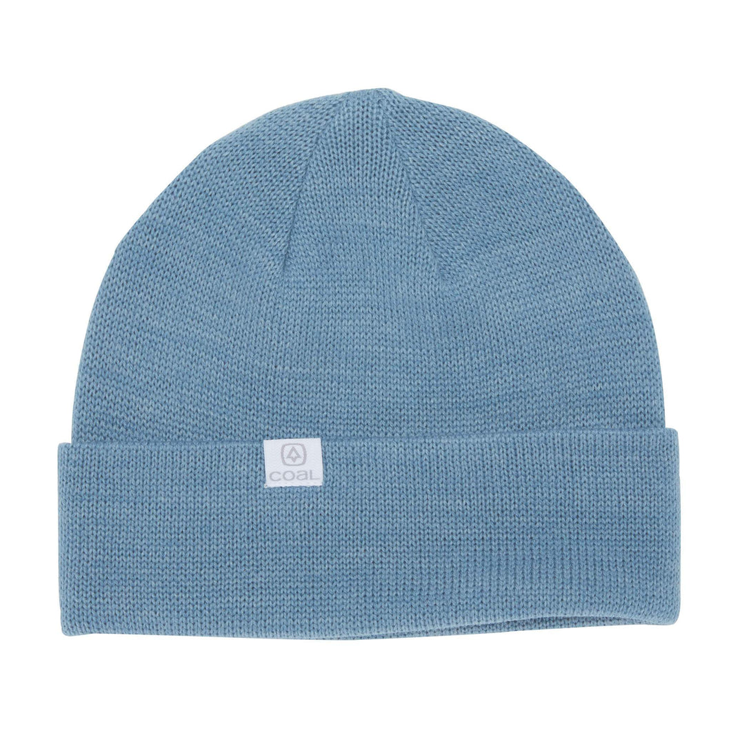 Coal - The FLT Recycled Polylana Knit Beanie