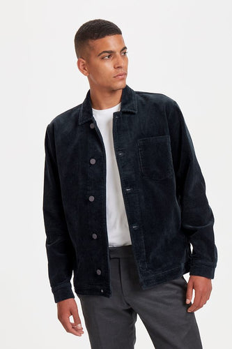 Matinique Stephen Cord Overshirt