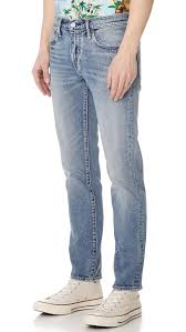 Levis Mens 511 Slim Fit Jean - Rolf