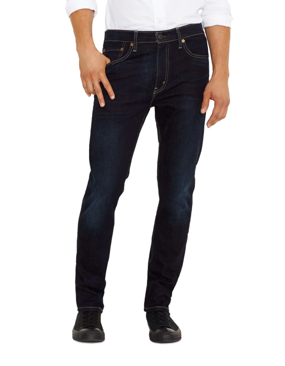 Levis Mens 510 Skinny Fit Jean - Nevermind