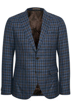 Load image into Gallery viewer, Matinique George Rustic Check Blazer