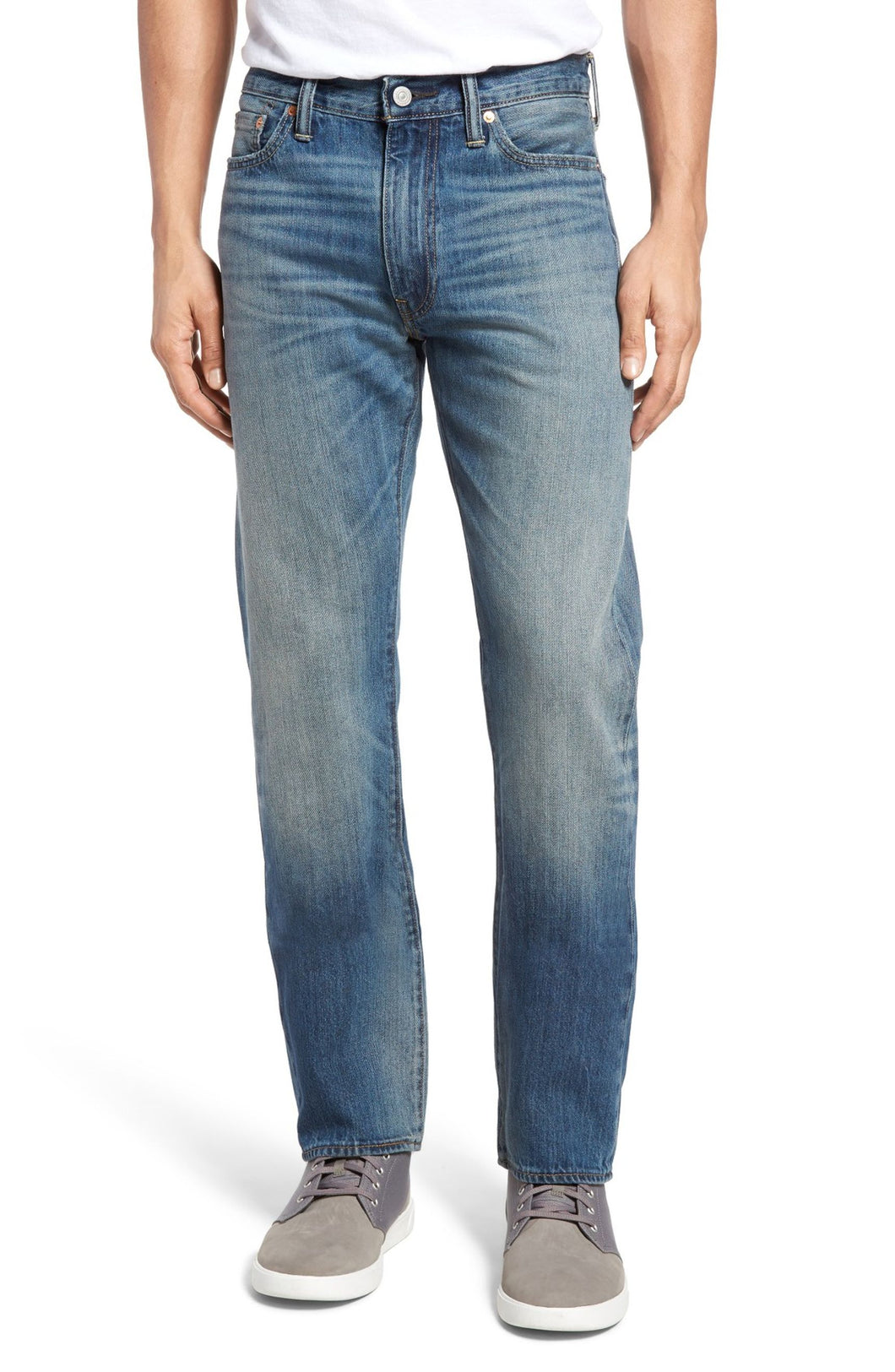 Levis Mens 511 Slim Fit Jean - Figure 4