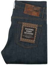 Load image into Gallery viewer, Naked & Famous Weird Guy Fit Denim - Diamond Dobby Selvedge