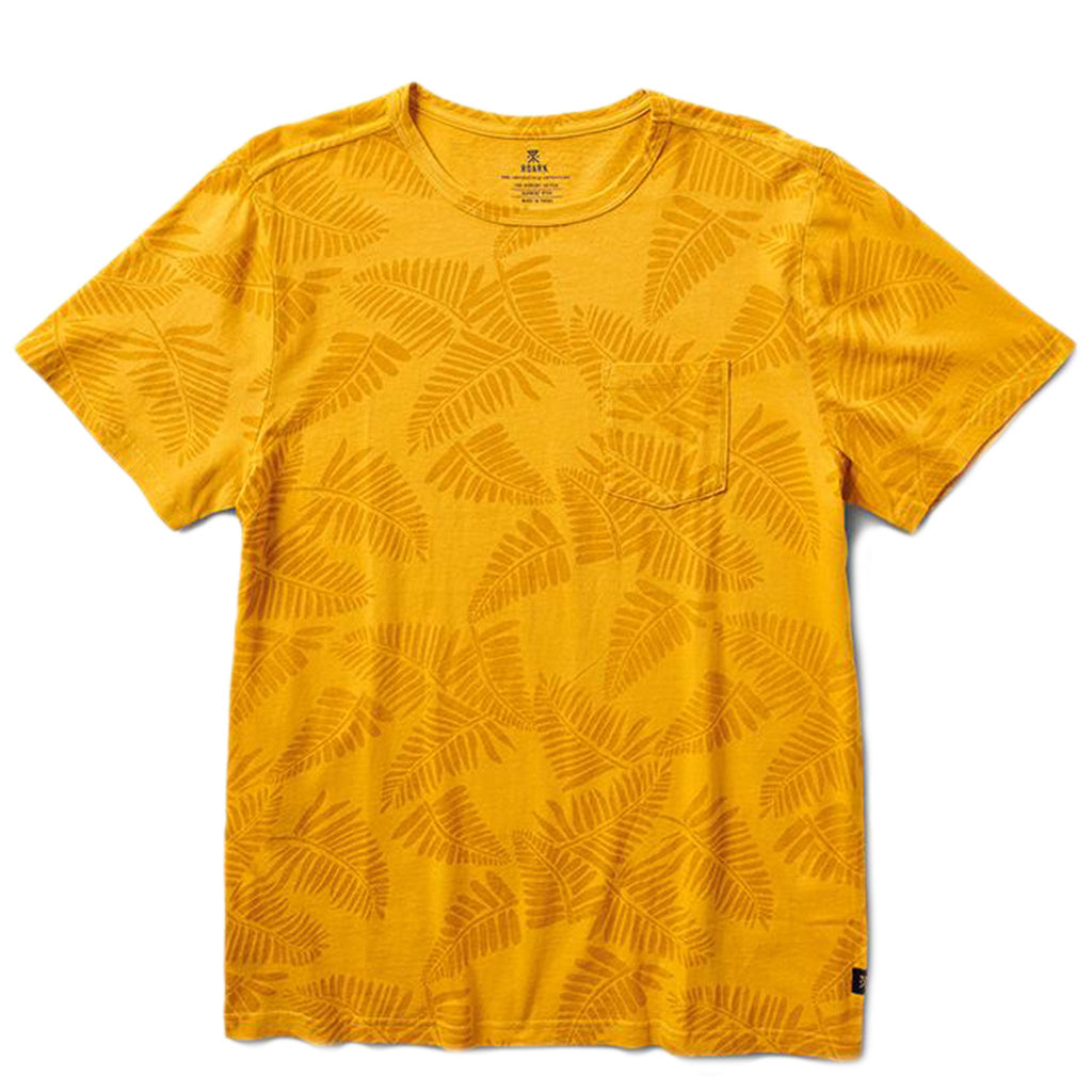 Roark Well Worn Printed Crew T-Shirt