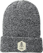 Load image into Gallery viewer, Coal -  The Scout Heathered Knit Cuff Beanie