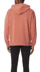 Zanerobe Box Hood Sweater - Bronze