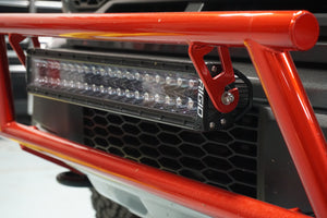 POWDER COATING - LIGHT BAR