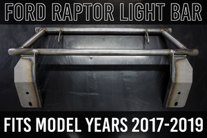 IMPULSE OFFROAD LIGHT BAR - FORD RAPTOR & F-150