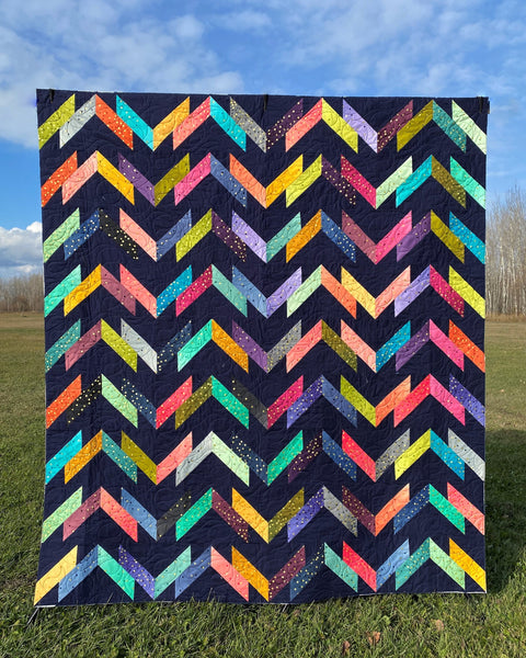 Washboard Road PDF Quilt Pattern