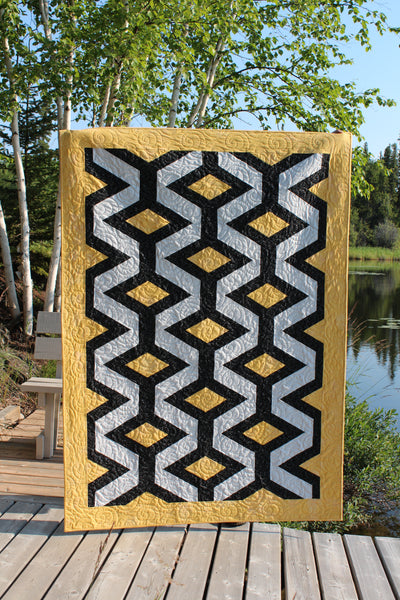 Traction Paper Quilt Pattern