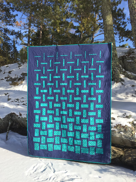 Simply Dashing PDF Quilt Pattern