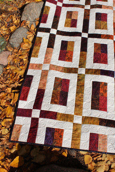 City Slicker Paper Quilt Pattern