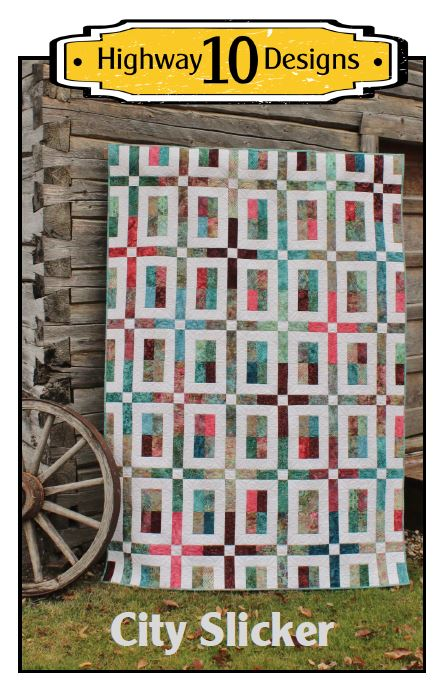 City Slicker PDF Quilt Pattern