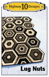 Lug Nuts Paper Quilt Pattern