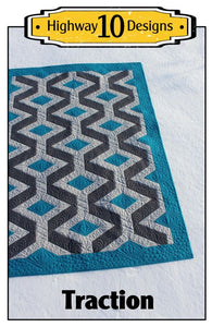 Traction PDF Quilt Pattern