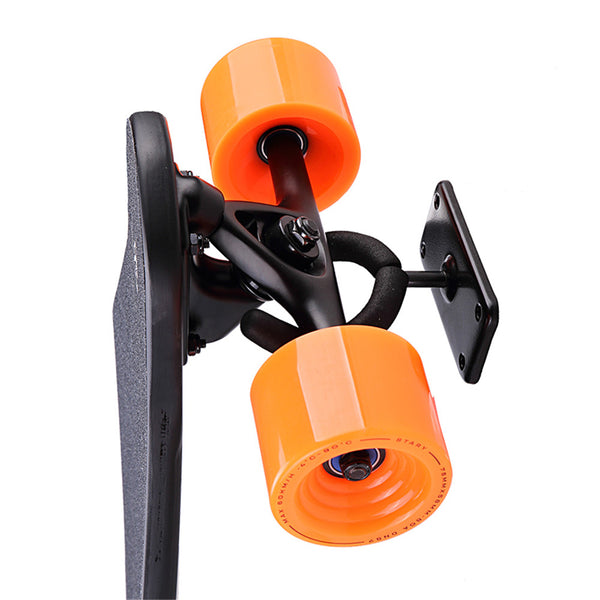 MAXFIND High Quality Skateboard Wall Mount Hanger Rack Storage Clip Fit All Size Skateboard