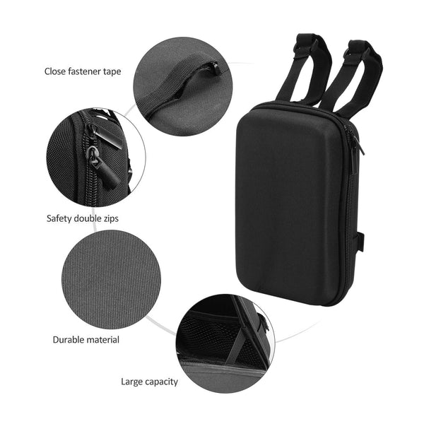 Electric Scooter Head Bag Skateboard Storage Front Suspension Carrier Hanging Bags for Xiaomi Mijia M365 Ninebot ES1 ES2 Charger