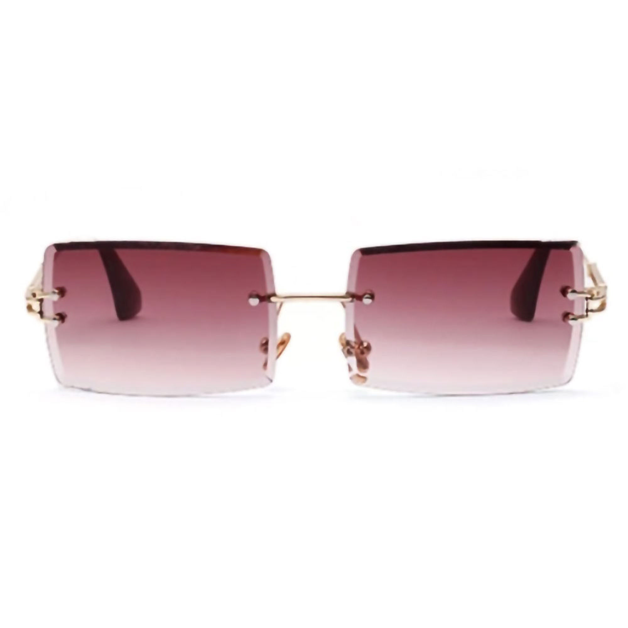Fifth & Ninth Fashion Sunglasses MIAMI in Light Pink
