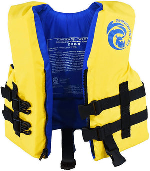 Rhinomaster Child Uscg Type III Life Jacket