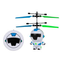 Robot Motion Sensing 3.5 Inch UFO Helicopter with Remote