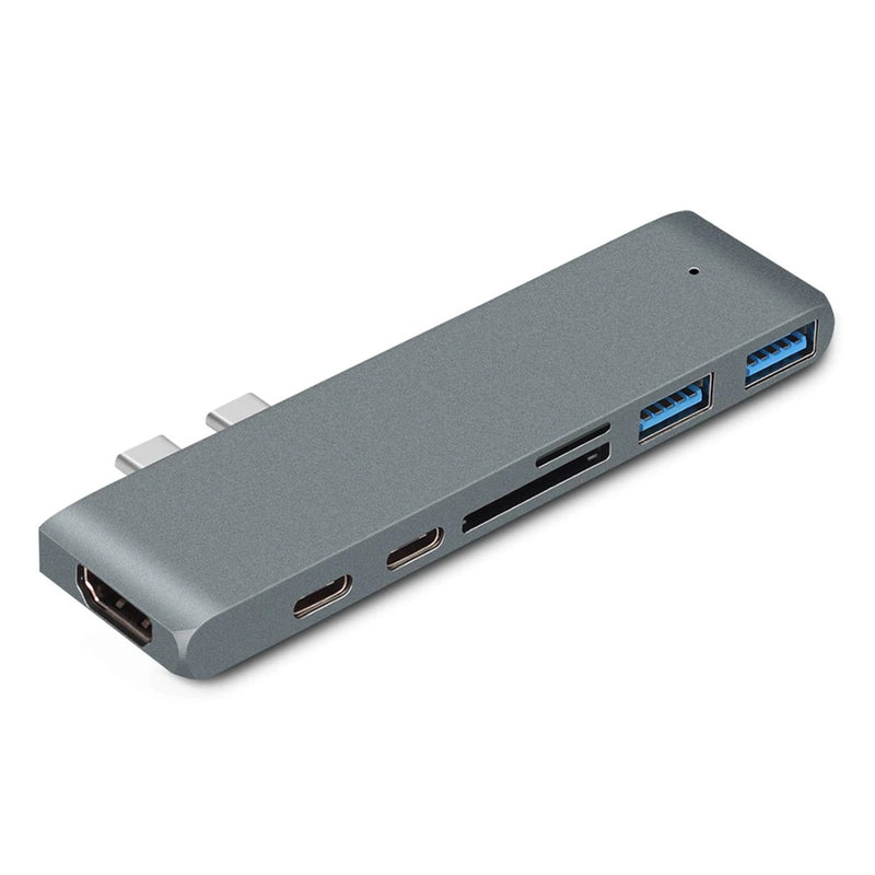Plugmax USB-C Multiport adapter
