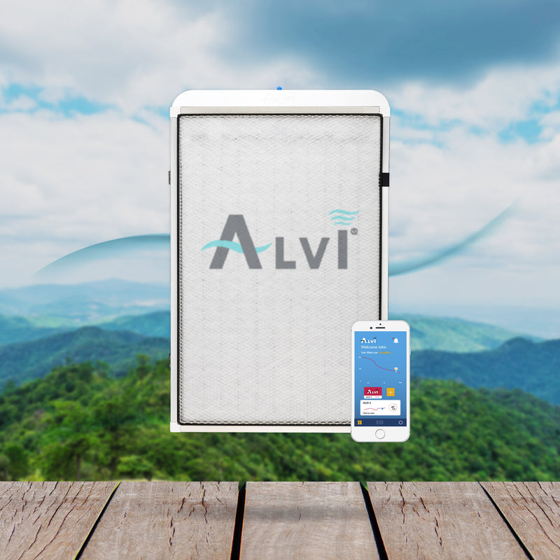 ALVI Smart Air Filter Unit