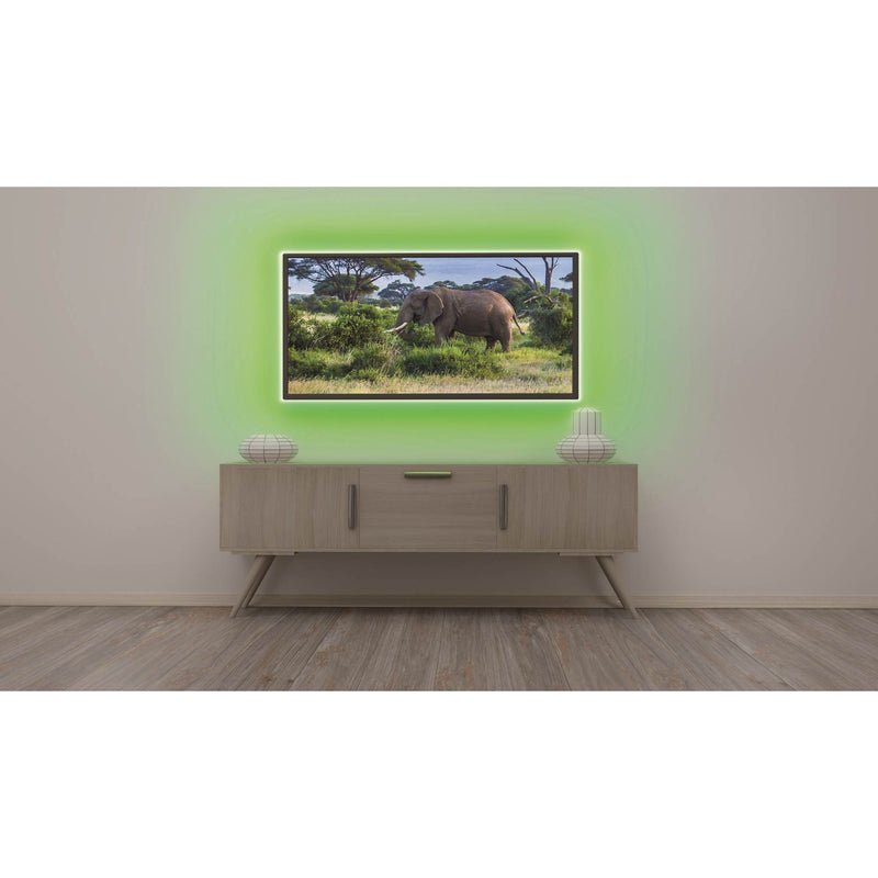 Brookstone LED Strip Sound Reactive Lights