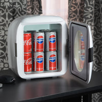 Uber Appliance Uber Chill 12 Can Mini Fridge