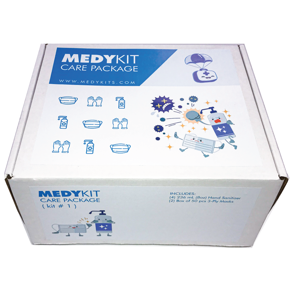 Canadian Medical Distributors Medykit