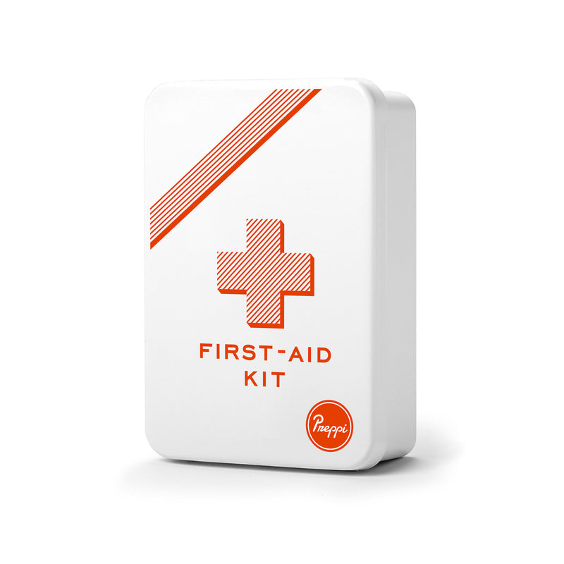 Metal First-Aid Kit