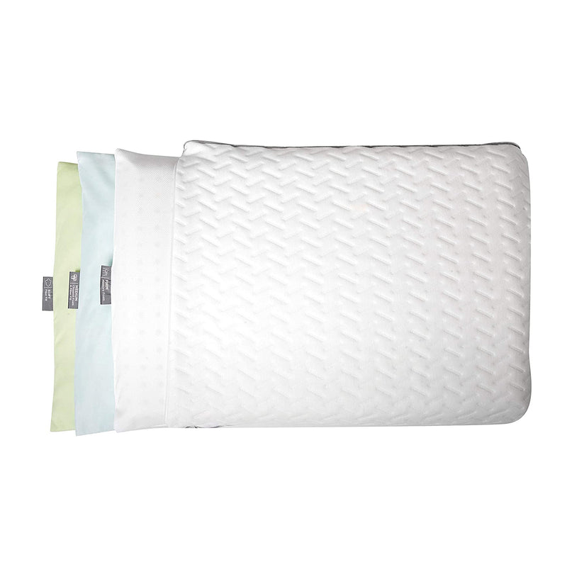 Brookstone Layer Adjust Pillow