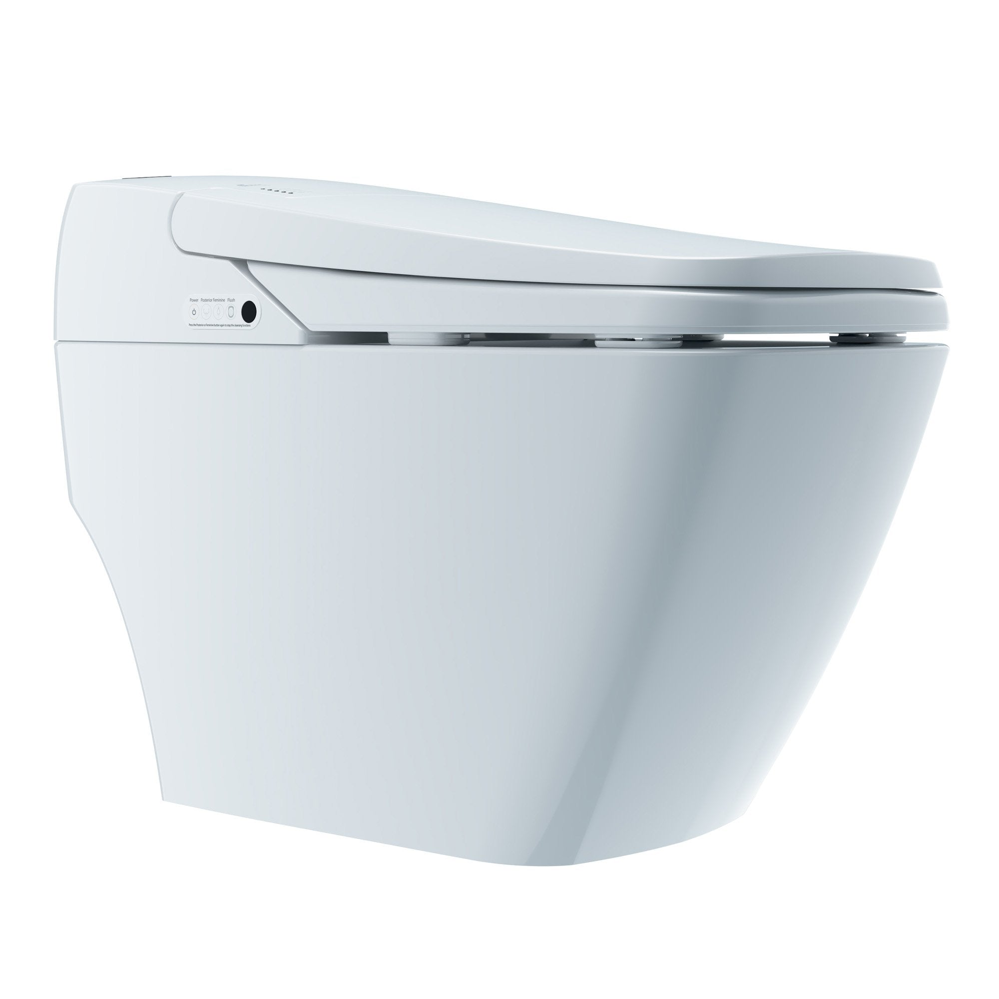 Bio Bidet Prodigy Advanced Smart Toilet in White