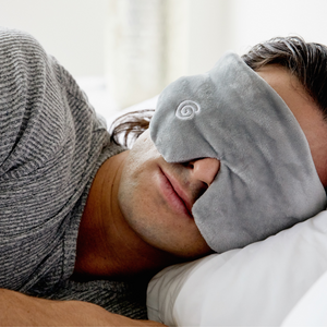 Gravity Weighted Sleep Mask