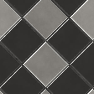 Harlequin Black & Grey Tiles
