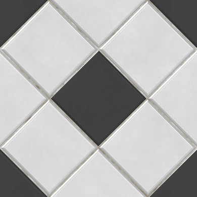Harlequin Black & White Tiles