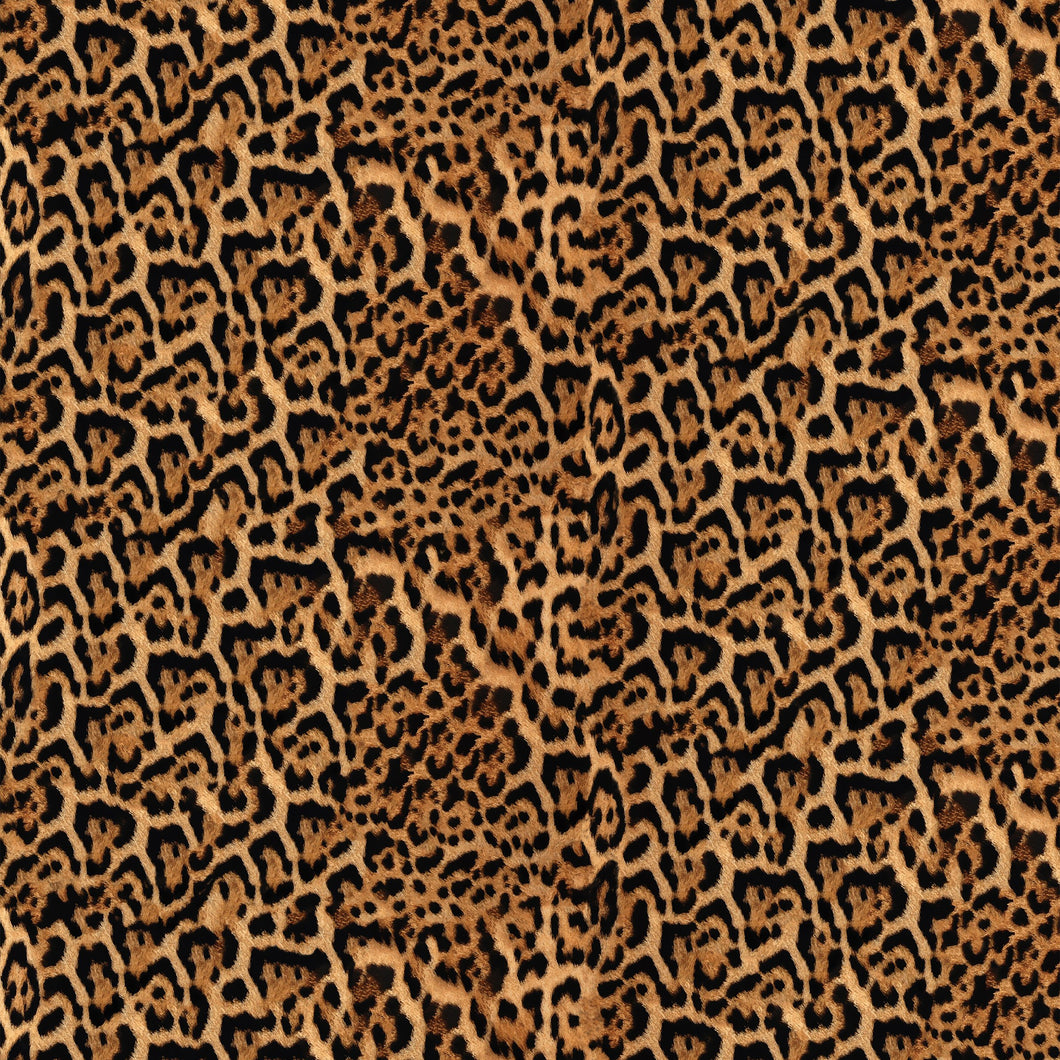 Leopard Print Sample