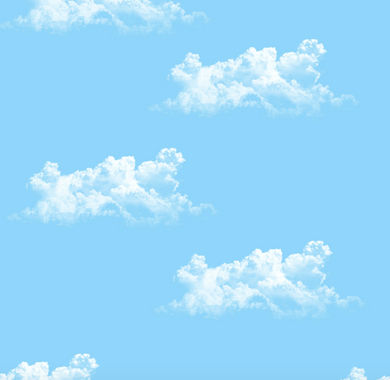 Clouds Blue