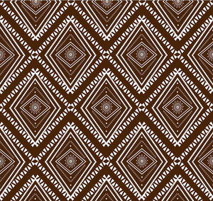 Tribal Brown