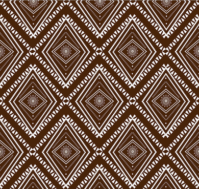 Tribal Brown - Floor & Wall