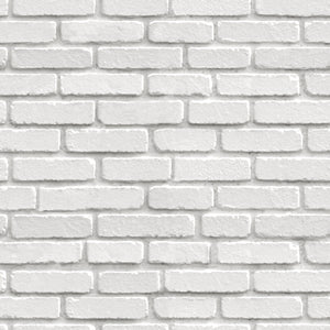 White Brick - Floor & Wall