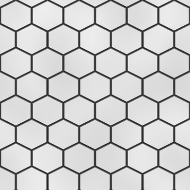 Hexagon Tiles - Floor & Wall