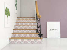 Load image into Gallery viewer, French Tiles Pink - Floor & Wall