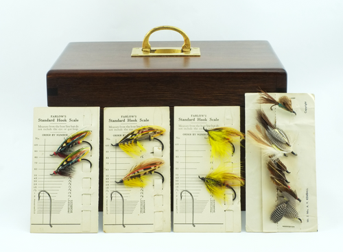 Farlow's Vintage Salmon Flies