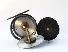 "Load image into Gallery viewer, Rare 1912, 4.1/4"" Hardy Perfect Reel"