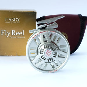 A Rare Hardy Swift 975TE Ari Hart Inspired Trout Fly Reel