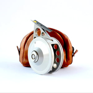 A Very Rare Ari Hart Aras Reel In Opalized Finish