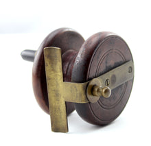 Load image into Gallery viewer, A 2.7/8th Allocks Wooden Reel