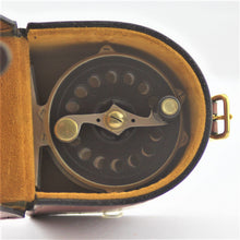 "Load image into Gallery viewer, A 3"" Ted Godfrey Raised Pillar Trout Reel with Westminister Handle (TG001)"