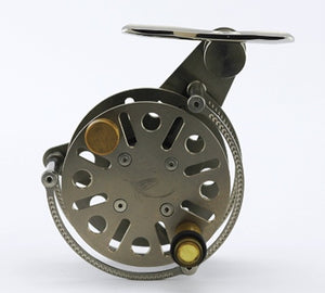 "Tight Lines by Andy Ramish A.R.1 Titanium Trout Fly Reel 2.3/4"" 3-4# Weight Lines"